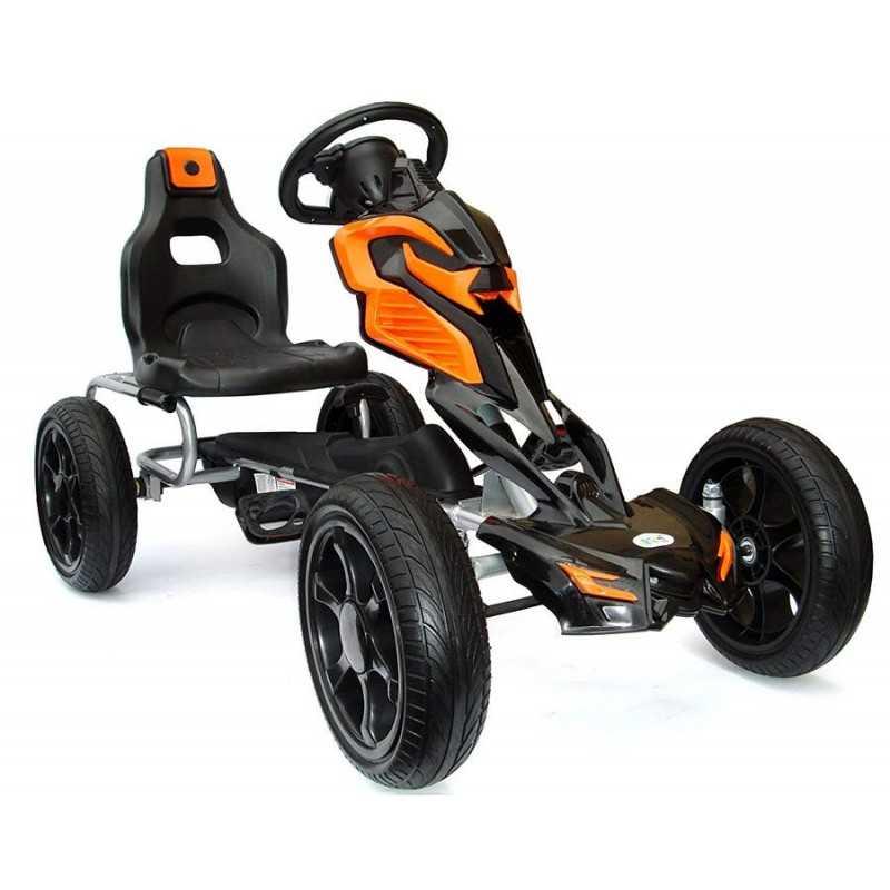Karting a Pedal - Smart Kids - Para 3 a 8 años
