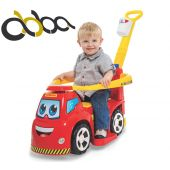 Big Truck Baby Car Policia - Abba
