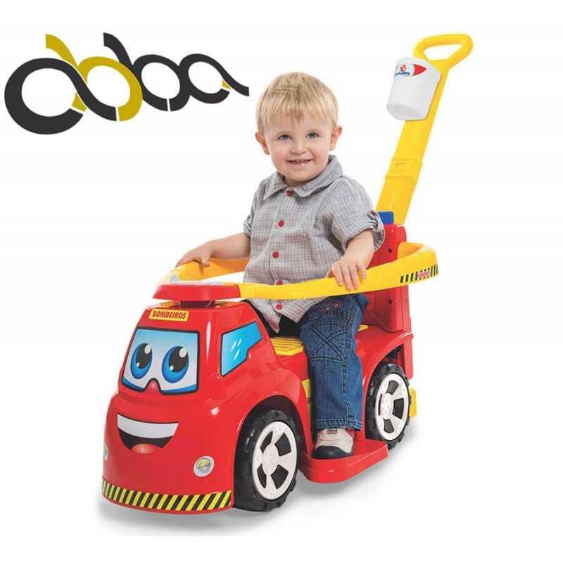 Big Truck Baby Car Policia - Abba