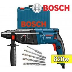 Taladro Rotomartillo de 820 W - Bosch - GBH2-24D Profesional