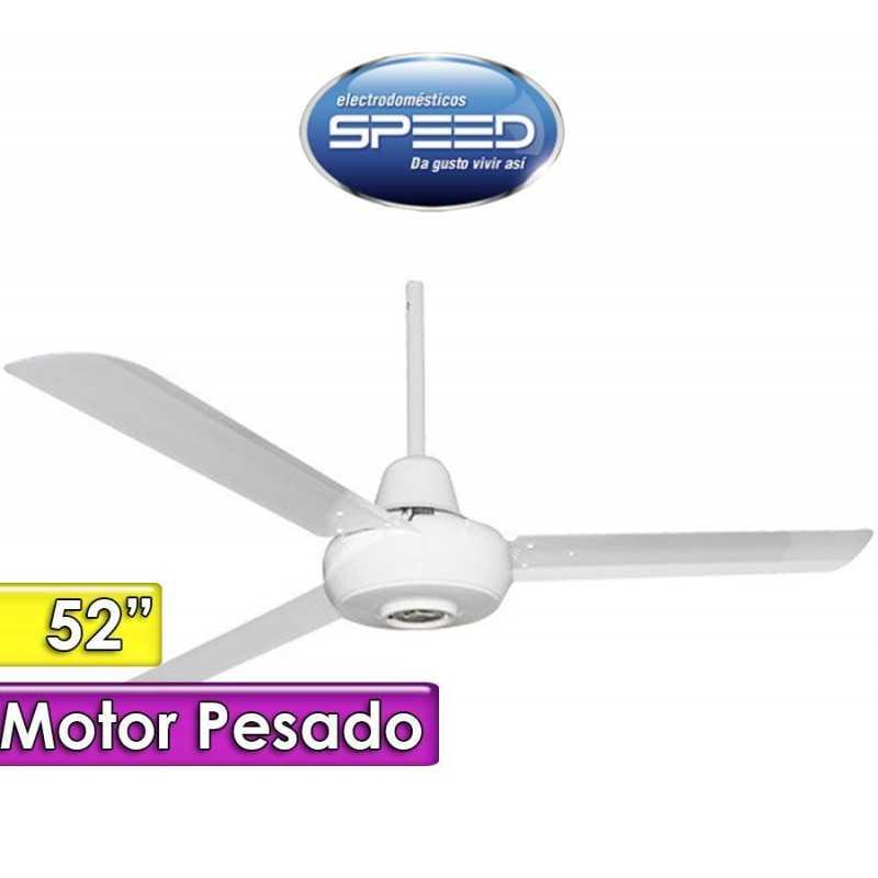 Ventilador de Techo - Speed - SVT5V - Motor Pesado