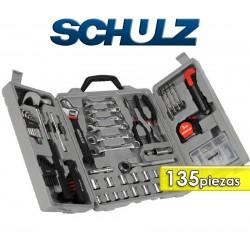 Maletin de Herramientas de 135 piezas - Schulz - 927.0011-0