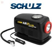 Compresor Automotriz con Linterna 12V - Schulz - Air Plus 920.1155-0