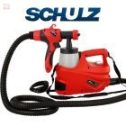 Pistola Pulverizadora para pintura - Schulz - Air Plus Spray 350W 920.1167-0