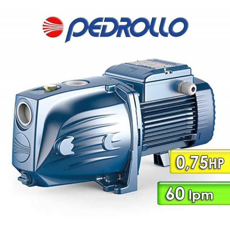 Motobomba Autocebante 60 lpm y 0,75 HP - Pedrollo - JSWm 1A