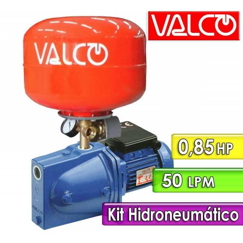 Motobomba Centrifuga 43 LPM y 0,85 HP - Valco - JET 138-J