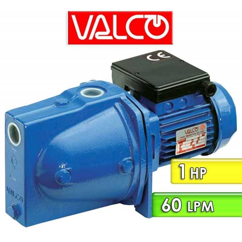 Motobomba Centrifuga 60 LPM y 1 HP - Valco - JET 148-J