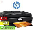 Impresora WiFi Fax Multifuncion - HP - DeskJet Ink Advantage 5275 Todo en uno