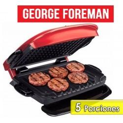 Grill para 5 porciones - George Foreman - GR2080