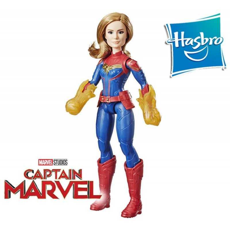 Muñeca Capitana Marvel Cosmica 30 cms - Hasbro