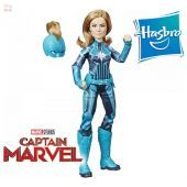 Muñeca Capitana Marvel Starforce 30 cms - Hasbro