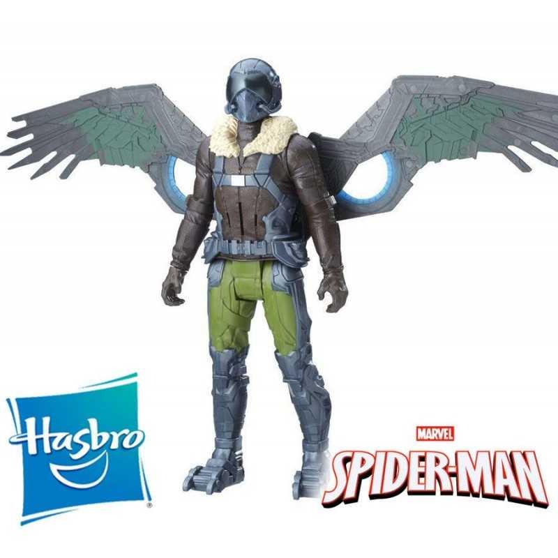 Muñeco Vulture electrónico 30 Cms. de Spider-Man Homecoming - Hasbro