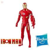 Muñeco Iron Man Endgame 30 cms - Hasbro - Titan Hero Power FX Series