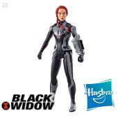 Muñeco Black Widow Endgame 30 cms - Hasbro - Titan Hero Power FX Series