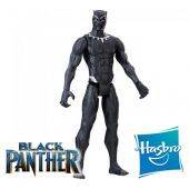 Muñeco Black Panther Endgame 30 cms - Hasbro - Titan Hero Power FX Series
