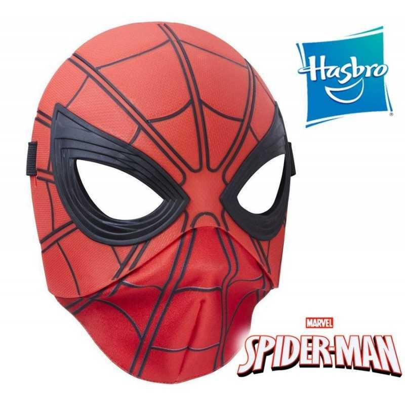 Mascara Retactil Spider Man Homecoming - Hasbro