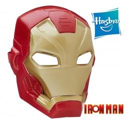 Mascara Iron Man Avengers Civil War con efectos - Hasbro