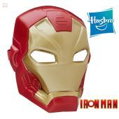 Mascara Iron Man Avengers Civil War con efectos - Hasbro