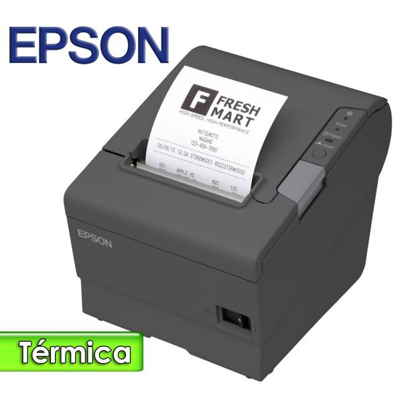 Impresora Termica de recibos - Epson - TM-T88V-084