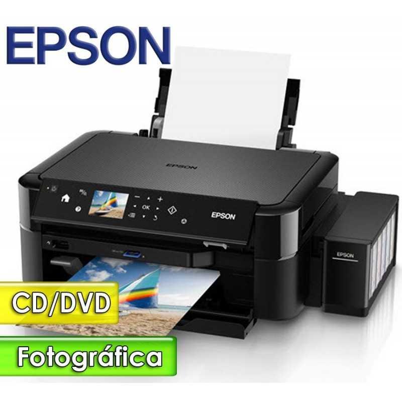 Impresora Multifuncion Fotografica con EcoTank - Epson - L850
