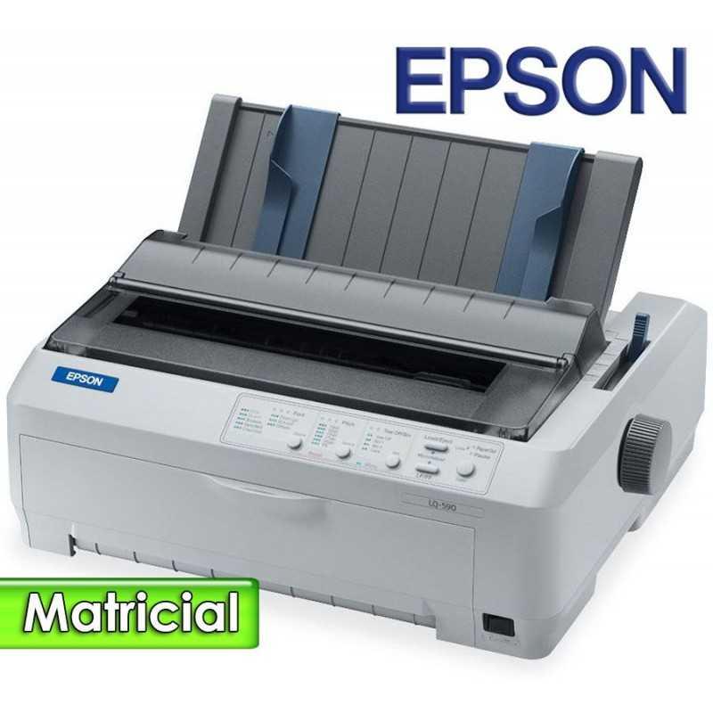 Impresora Matricial - Epson - LQ-590