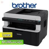 Impresora Multifuncion Laser - Brother - DCP-1617NW