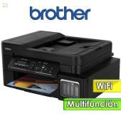 Impresora WiFi Multifuncion - Brother - DCP-T710W