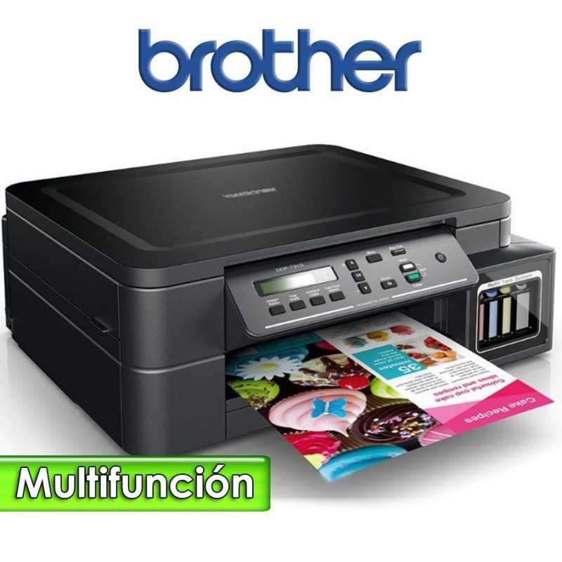 Impresora Multifuncion - Brother - DCP-T310