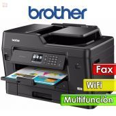 Impresora Wifi Fax Multifuncion - Brother - MFC-J6730DW