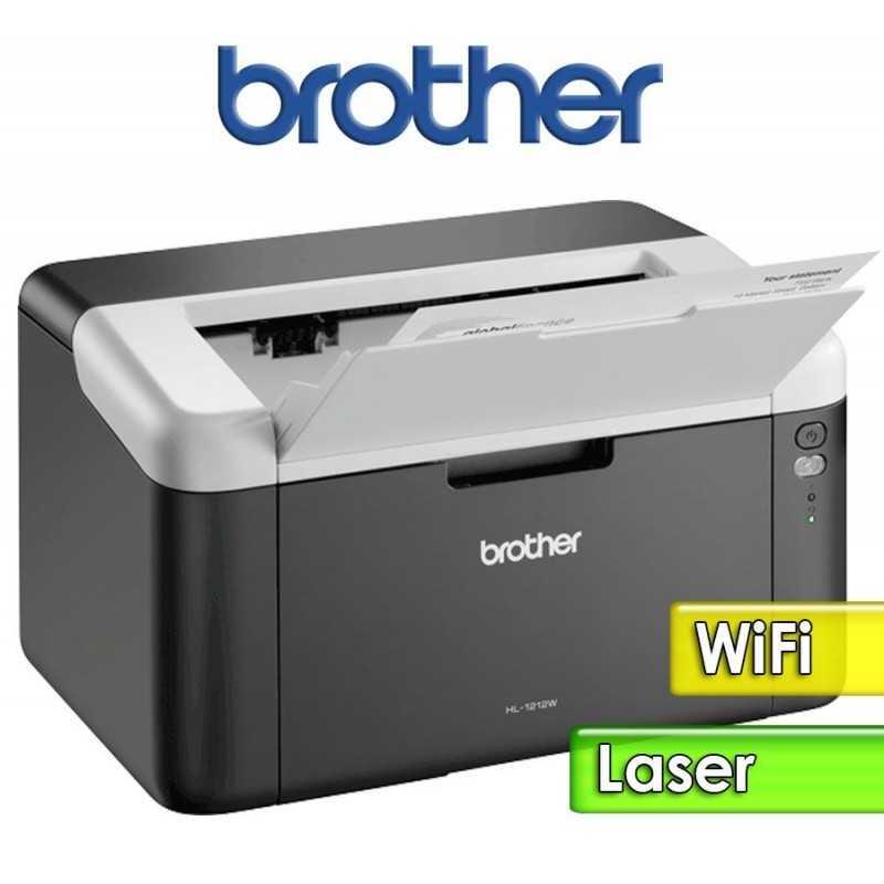 Impresora Laser - Brother - HL-1212W