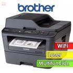 Impresora WiFi Multifuncion Laser - Brother - DCP-1617NW