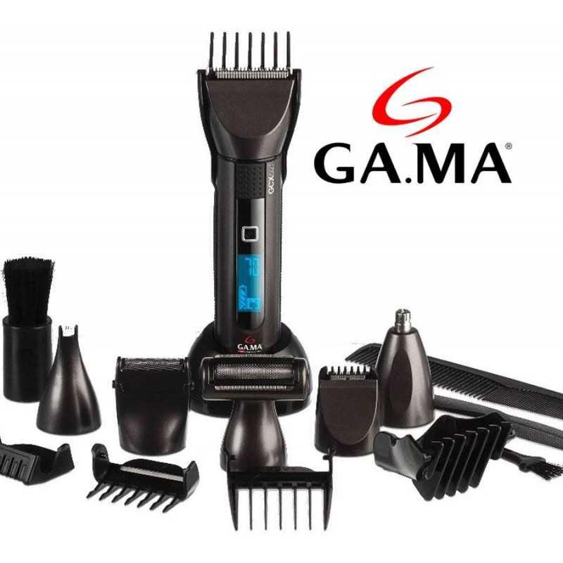 Set de Afeitado GCX 622 Digital - GA.MA - 14-3566