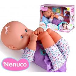 Muñeca Nenuco - Posturitas de Bebe - 42 cms