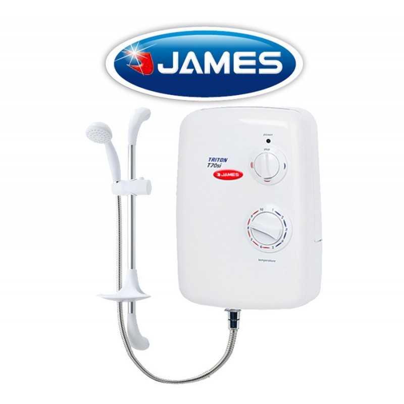 Termoducha Calentador Instantáneo - James - Triton T70SI (Ducha incluida)