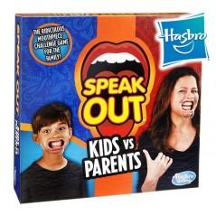 Juego ¿Qué Dijooo? Niños vs padres - Hasbro