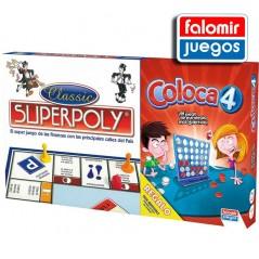 SUPERPOLY + COLOCA 4 - Falomir