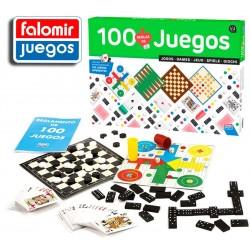 100 JUEGOS REUNIDOS - Falomir
