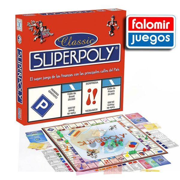 SUPERPOLY CLASIC - Falomir