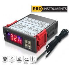 Controlador de Temperatura 220V con Sonda Incluida - Pro Instruments