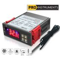 Termostato Controlador de Temperatura 220V con Sonda Incluida - Pro Instruments