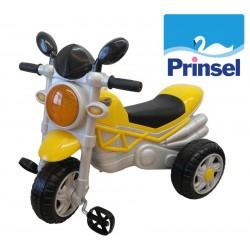 Triciclo Moto Trike Amarillo - Prinsel