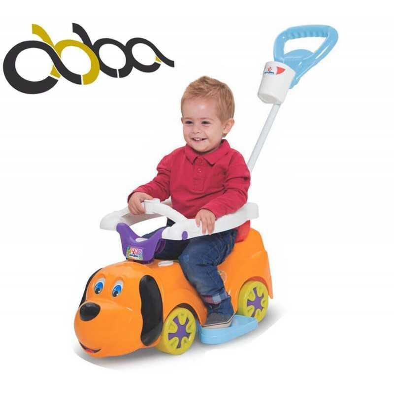 Budy Baby Car - Abba