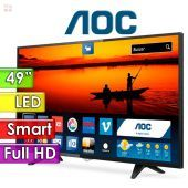 "TV Monitor Led Full HD 49"" Smart - AOC - LE49F1761/LE49S5970"