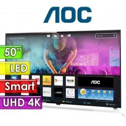 "TV Led Smart 4K UHD 50"" - AOC - LE50U7970"