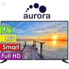 "TV Led Smart Full HD 43"" - Aurora - 43F6"