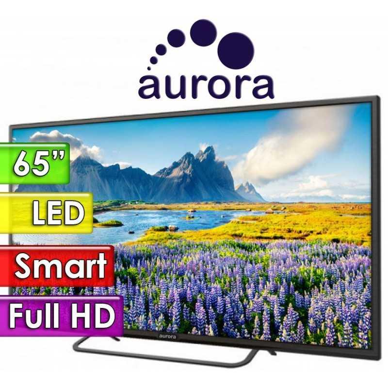 "TV Led Smart 4K UHD 65"" - Aurora - AU65F7"