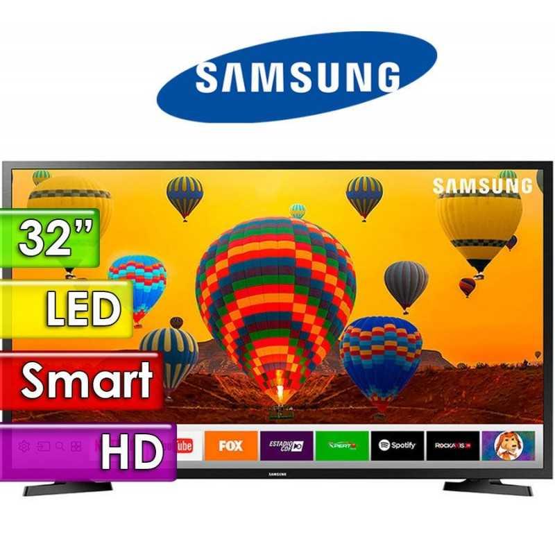 "TV Led Smart HD 32"" - Samsung - Serie 4 - UN32J4290AG"