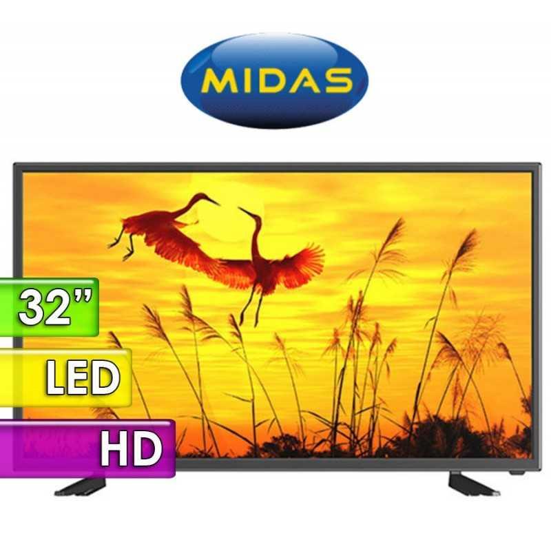 "TV Led HD 32"" - Midas - MD-TV32M"