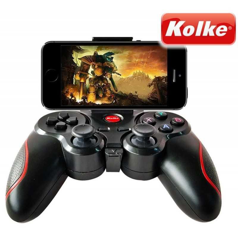 Joystick Inalambrico Bluetooth para Celular y PC - Kolke - KGJ-294