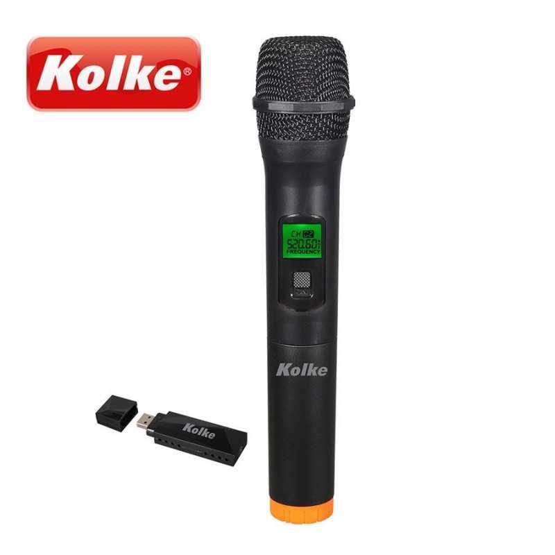 Microfono Inalambrico VHF - Kolke - KPI-267